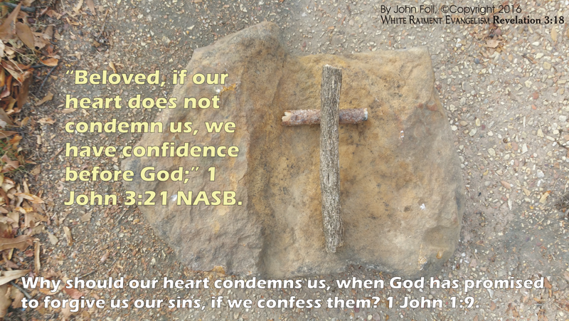 If our heart does not condemn us we have confidence before God Nugget Picture